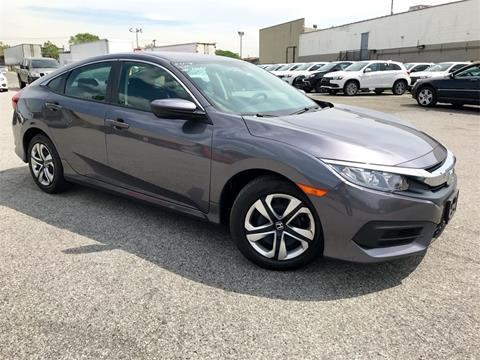 2017 Honda Civic for sale in Richmond Hill, NY