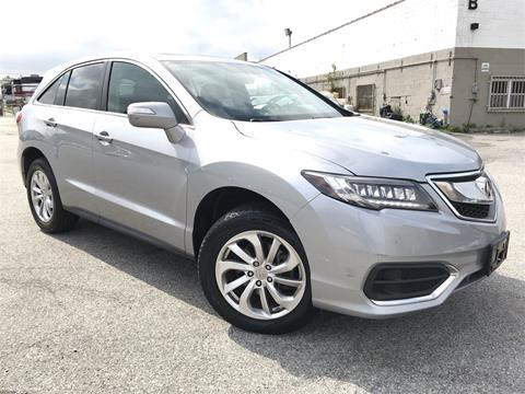 2017 Acura RDX for sale in Richmond Hill, NY