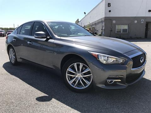 2015 Infiniti Q50 for sale in Richmond Hill, NY