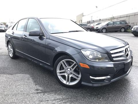 2013 Mercedes-Benz C-Class for sale in Richmond Hill, NY