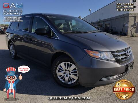 2017 Honda Odyssey for sale in Richmond Hill, NY