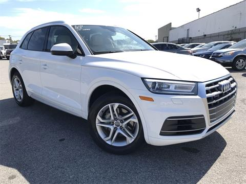 2018 Audi Q5 for sale in Richmond Hill, NY