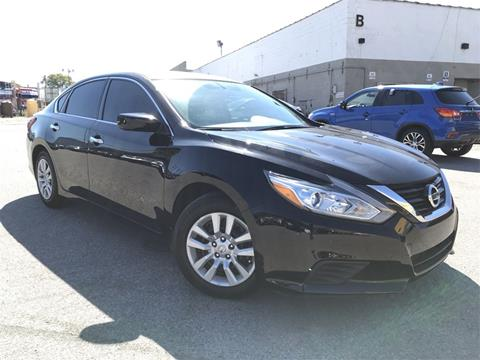 2018 Nissan Altima for sale in Richmond Hill, NY