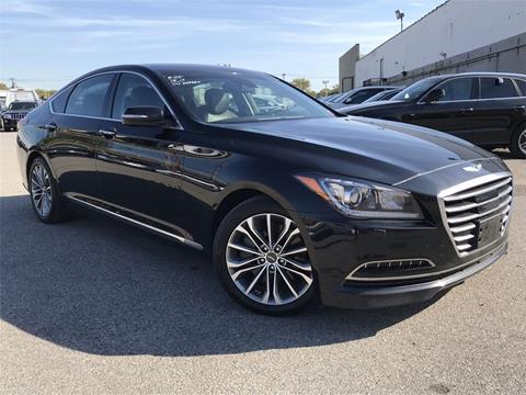 2017 Genesis G80 for sale in Richmond Hill, NY