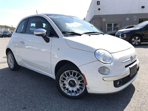 2012 FIAT 500 for sale in Richmond Hill, NY