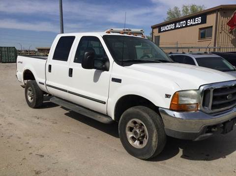 1999 Ford F-250 Super Duty for sale at Sanders Auto Sales in Lincoln NE
