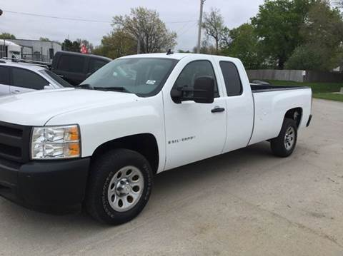 2009 Chevrolet Silverado 1500 for sale at Sanders Auto Sales in Lincoln NE