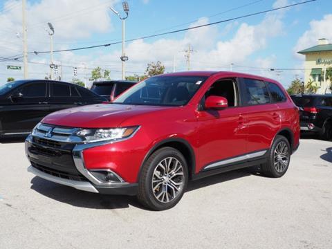 2017 Mitsubishi Outlander for sale in North Palm Beach, FL