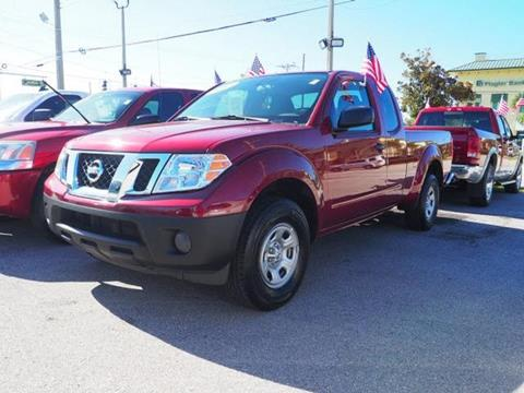 2015 Nissan Frontier for sale in North Palm Beach, FL