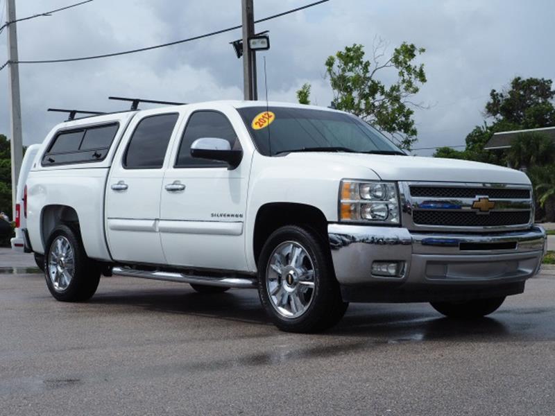 2012 Chevrolet Silverado 1500 For Sale At North Palm Mitsubishi In North  Palm Beach FL