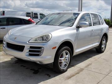 2008 Porsche Cayenne for sale in North Palm Beach, FL