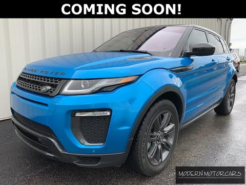2019 Land Rover Range Rover Evoque for sale in Nixa, MO