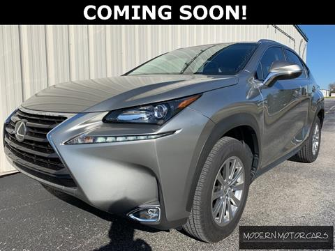 2016 Lexus NX 200t for sale in Nixa, MO