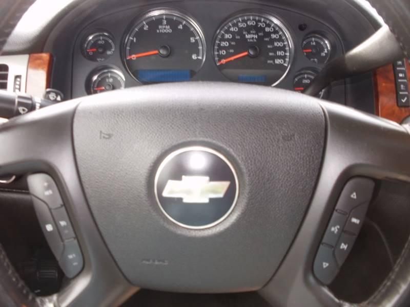 2008 Chevrolet Avalanche 4x4 LTZ 4dr Crew Cab SB - Ogden UT
