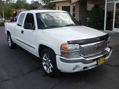 2006 GMC Sierra 1500 for sale in Ogden, UT