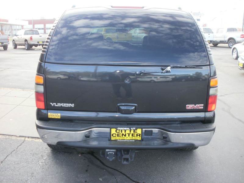 2004 GMC Yukon SLT 4WD 4dr SUV - Ogden UT