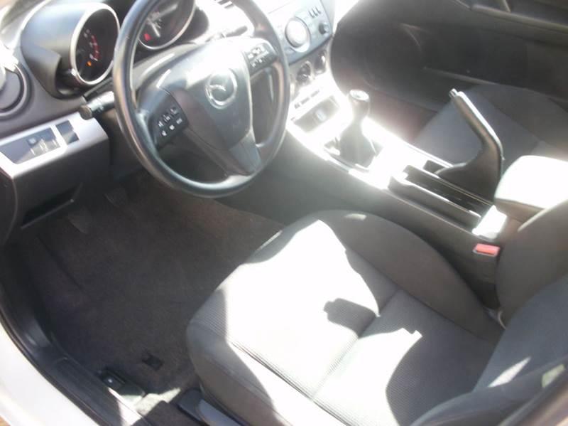 2011 Mazda MAZDA3 i Touring 4dr Sedan 5M - Ogden UT