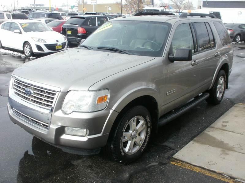 2008 Ford Explorer 4x4 XLT 4dr SUV (V6) - Ogden UT