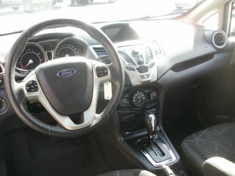 2012 Ford Fiesta SES 4dr Hatchback - Ogden UT