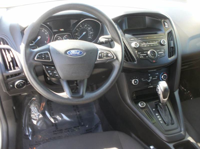 2016 Ford Focus SE 4dr Hatchback - Ogden UT