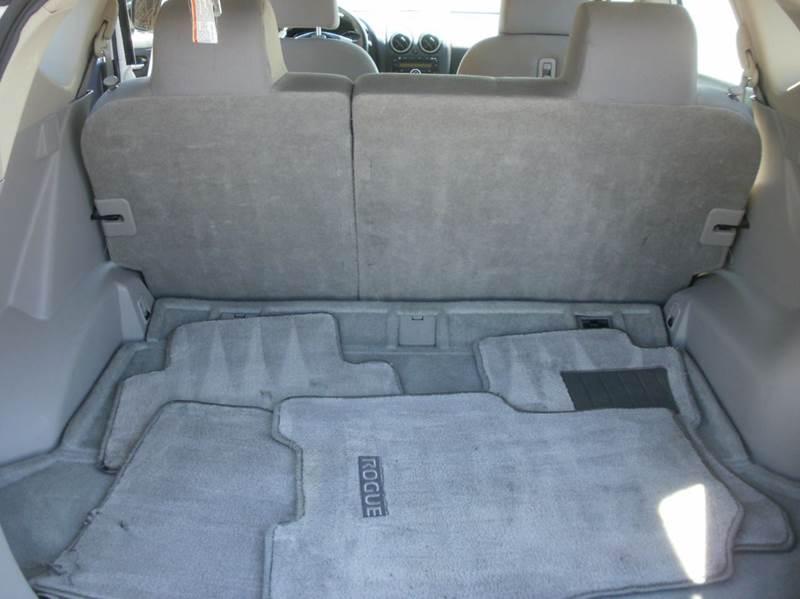 2013 Nissan Rogue AWD S 4dr Crossover - Ogden UT
