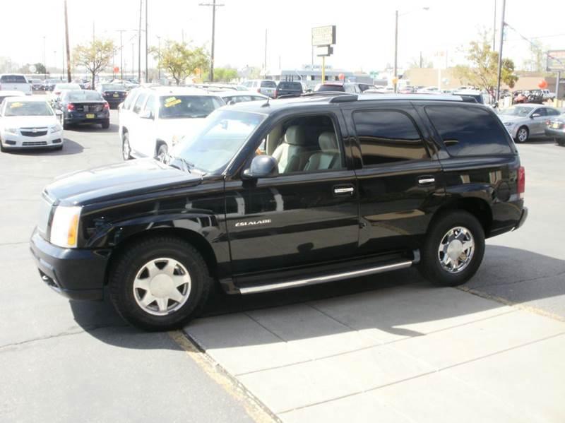 2004 Cadillac Escalade AWD 4dr SUV - Ogden UT