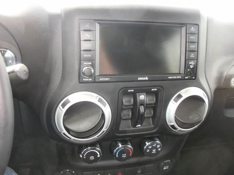 2016 Jeep Wrangler Unlimited 4x4 Sahara 4dr SUV - Ogden UT