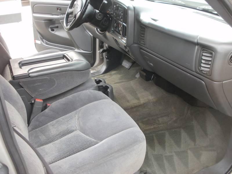 2007 Chevrolet Silverado 1500 Classic LT1 4dr Extended Cab 6.5 ft. SB - Ogden UT