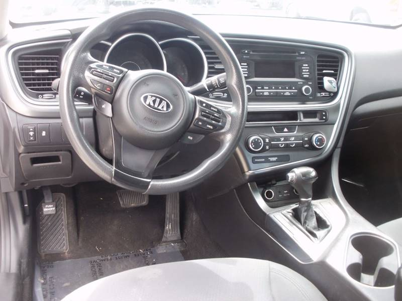2015 Kia Optima LX 4dr Sedan - Ogden UT