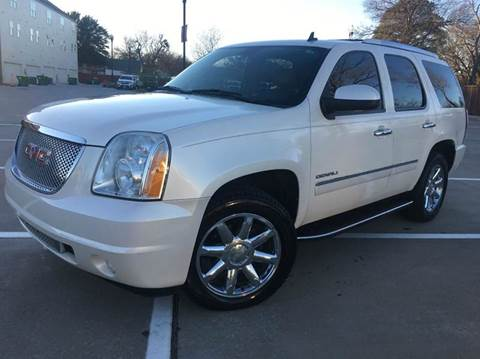 2010 GMC Yukon for sale in Lewisville, TX