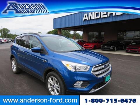 2017 Ford Escape for sale in Clinton, IL
