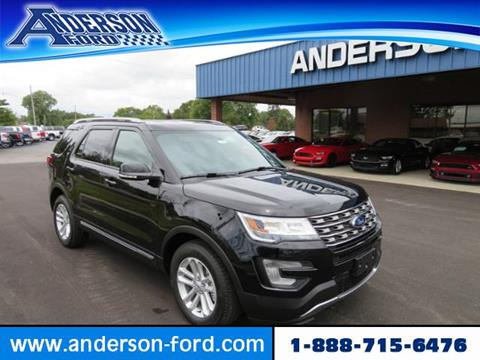 2017 Ford Explorer for sale in Clinton, IL