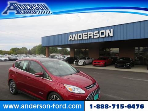 2017 Ford C-MAX Hybrid for sale in Clinton, IL
