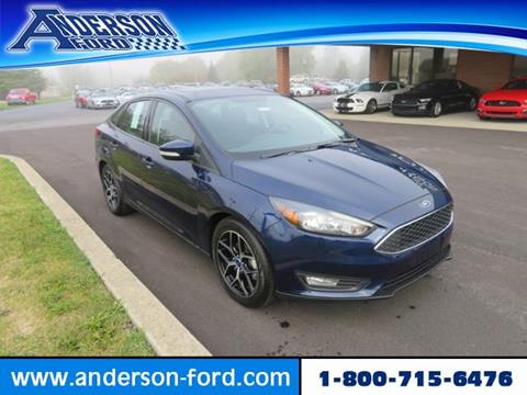 2017 Ford Focus for sale in Clinton, IL