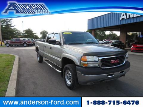 2002 GMC Sierra 2500HD for sale in Clinton, IL