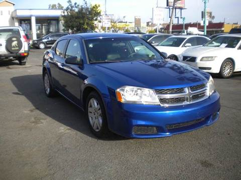 2013 Dodge Avenger for sale in San Diego, CA