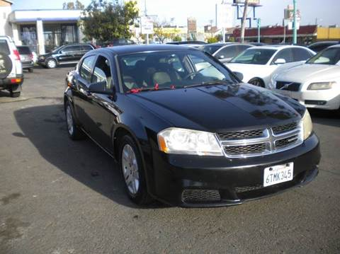 2012 Dodge Avenger for sale in San Diego, CA