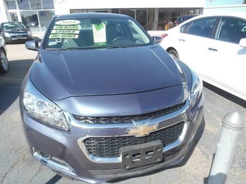 2015 Chevrolet Malibu for sale in East Providence, RI