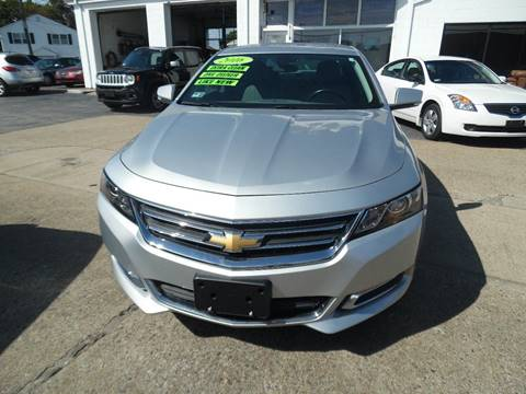 2016 Chevrolet Impala for sale in East Providence, RI