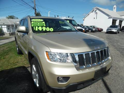 2012 Jeep Grand Cherokee for sale in East Providence, RI
