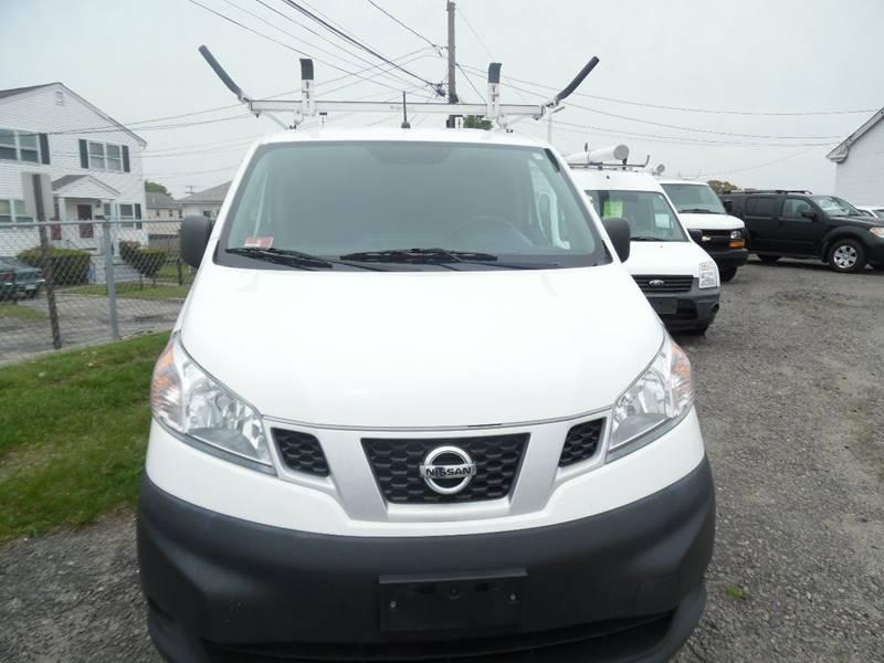 2015 Nissan NV200 S 4dr Cargo Mini Van   East Providence RI
