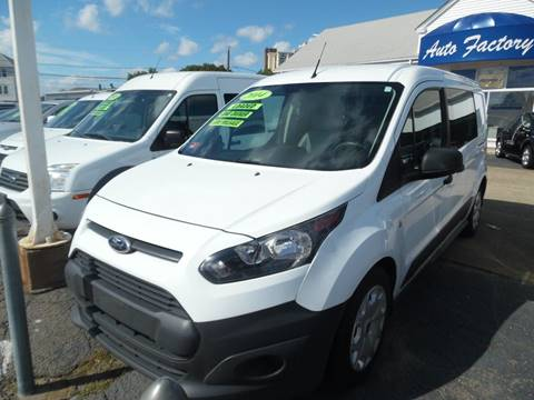 2014 Ford Transit Connect Cargo for sale in East Providence, RI