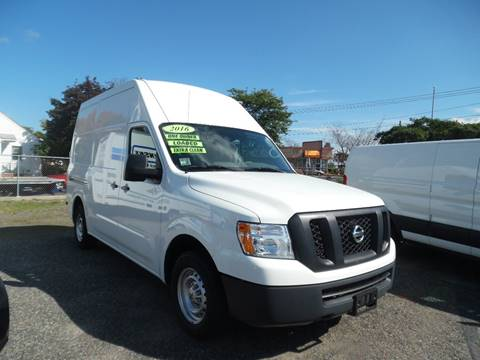 2016 Nissan NV Cargo for sale in East Providence, RI