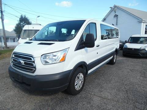 2018 Ford Transit Passenger for sale in East Providence, RI