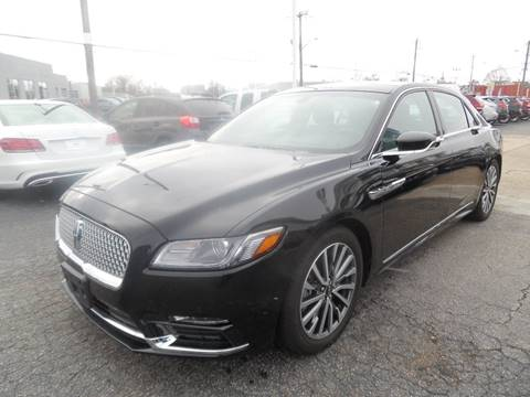 2018 Lincoln Continental for sale in East Providence, RI