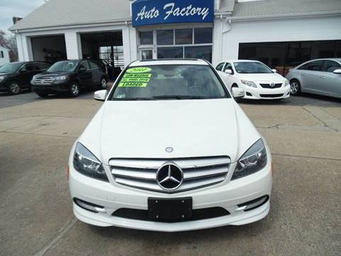 2011 Mercedes-Benz C-Class for sale in East Providence, RI