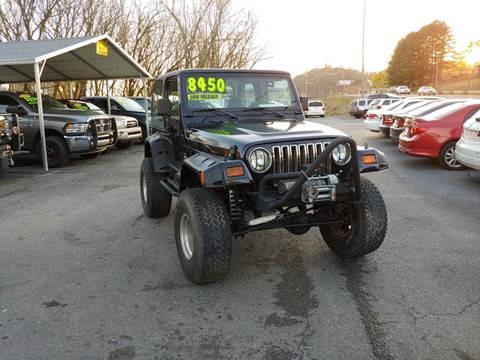 1999 Jeep Wrangler For Sale >> Used 1999 Jeep Wrangler For Sale In Ruidoso Nm Carsforsale Com