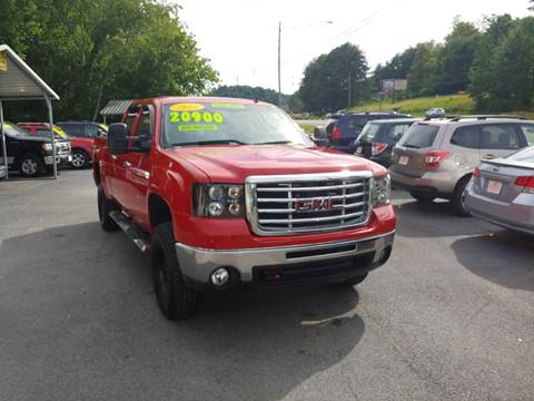 2010 GMC Sierra 2500HD for sale in Bristol, TN