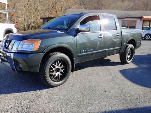 2009 Nissan Titan for sale in Bristol, TN