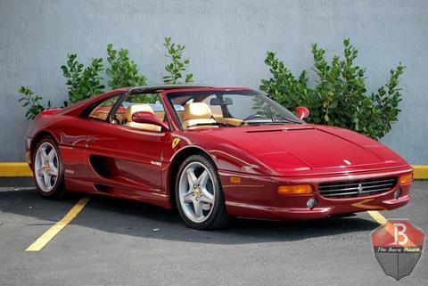 1999 Ferrari F355 For Sale In Miami Fl